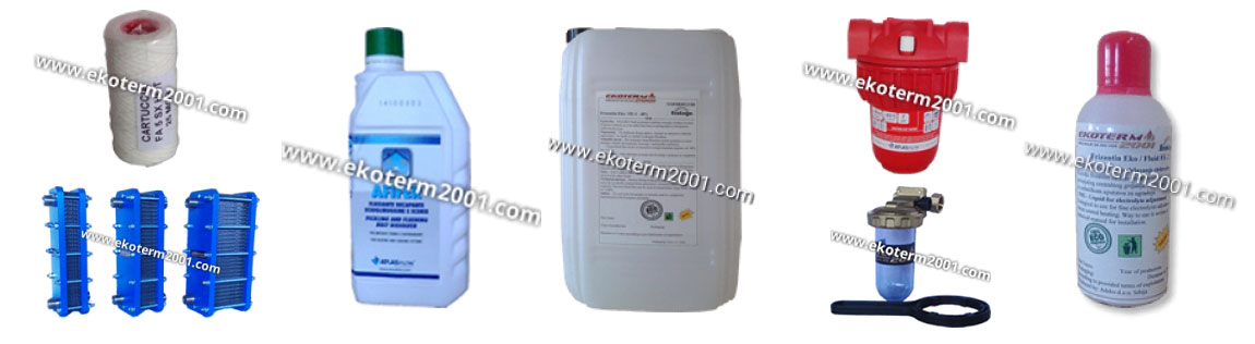 Ecological Chemicals and Equipment